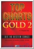 Top Charts Gold 2 + 2 CD's