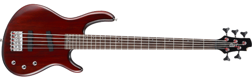 CORT Action Bass V WS Walnut Ladendemo 5-Saiter Topzustand